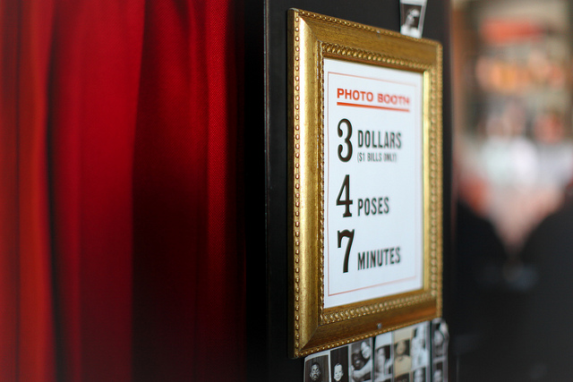 how to build a photo booth